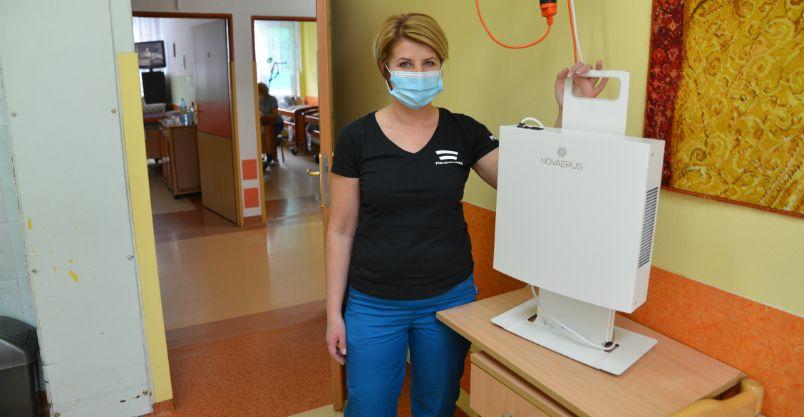 Złotoryja: Dotacja do sterylizatora