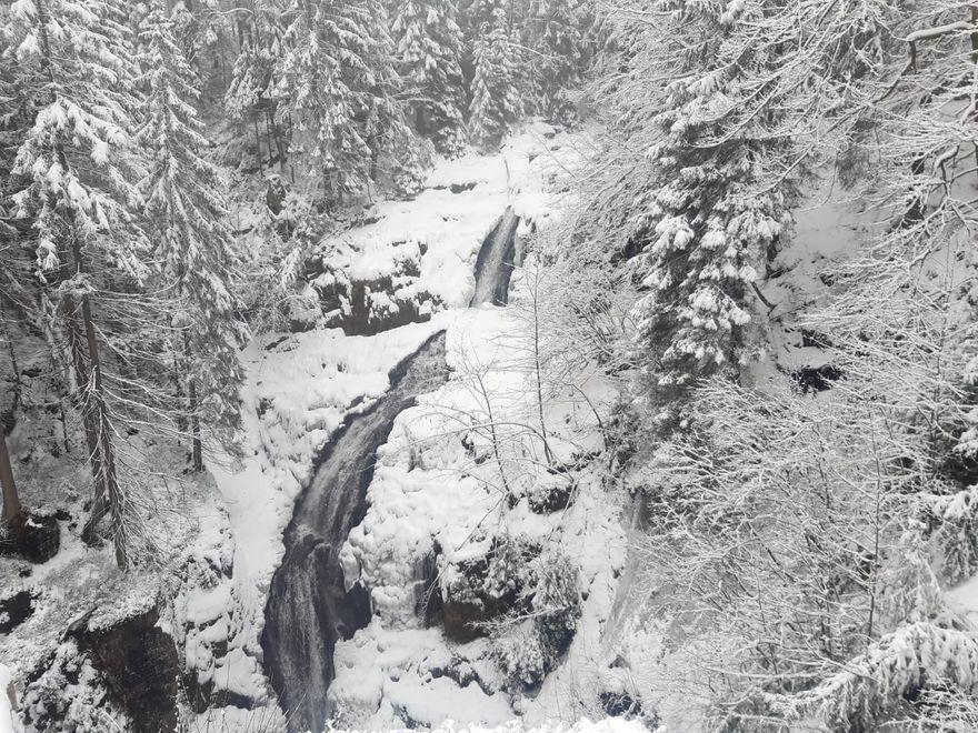 Szklarska Poręba: Wąwóz Kamieńczyka otwarty dla turystów