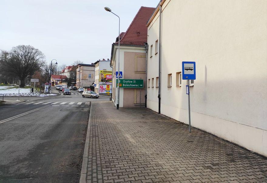 Lwówek Śląski: Przystanek gdzie indziej