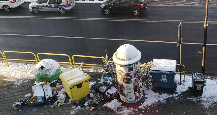 Jelenia Góra: Bałagan posprzątany