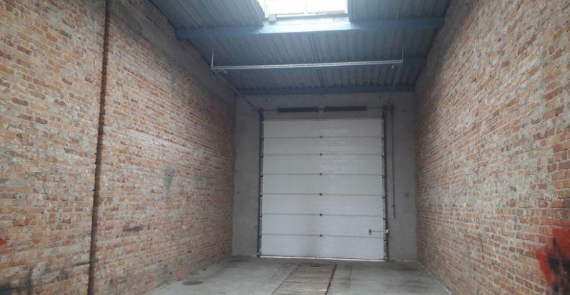 Złotoryja: Garaż w budowie