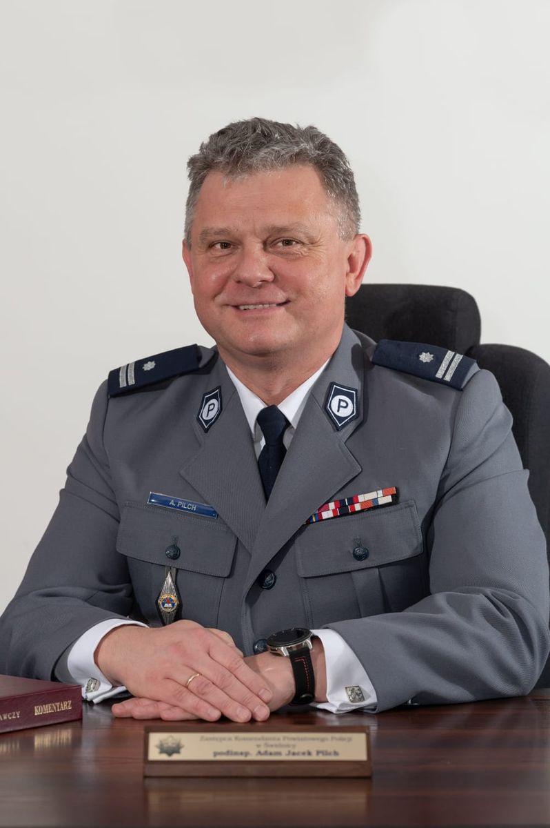 Jawor: Nowy komendant policji
