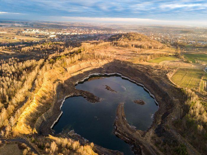 Lubań: Spór o rekultywację kopalni