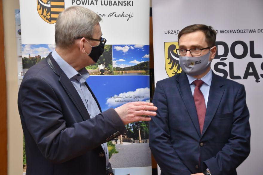 Lubań: Powiat kontra nowotwory