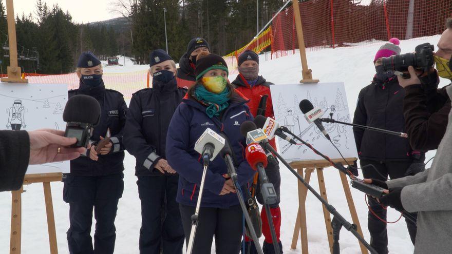 Jelenia Góra: W Szklarskiej Porębie mówili o bezpieczeństwie