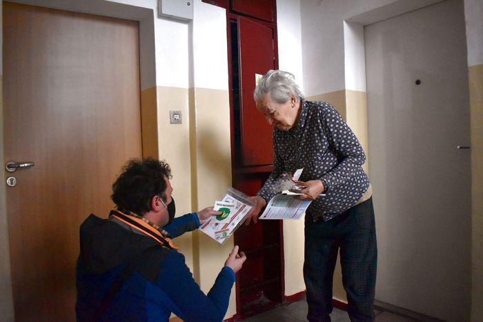 Mysłakowice: Pierniki dla babci i dziadka