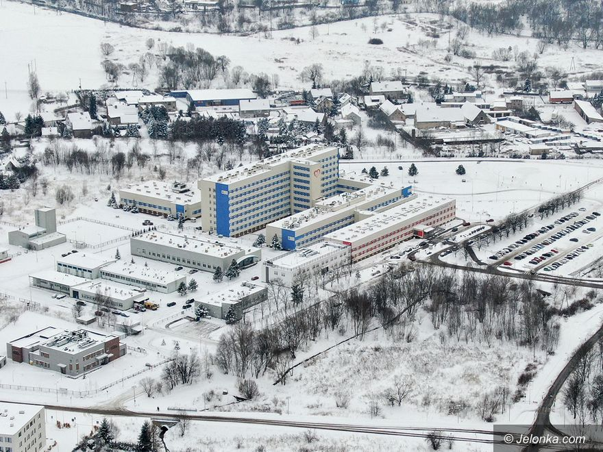 Jelenia Góra: Nowy tomograf dla szpitala