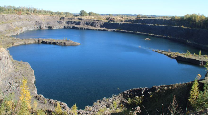 Lubań: Głos starosty ws. rekultywacji kopalni
