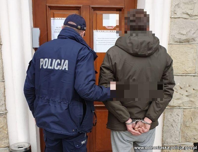 Bolesławiec: Areszt za znęcanie nad matką