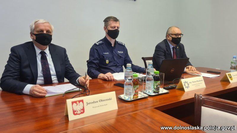Region: Odprawa roczna dolnośląskiej policji