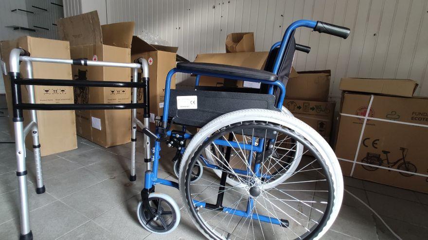 Kamienna Góra: Dla niepełnosprawnych