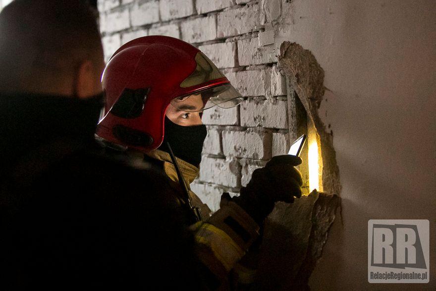 Kamienna Góra: Strażacka interwencja