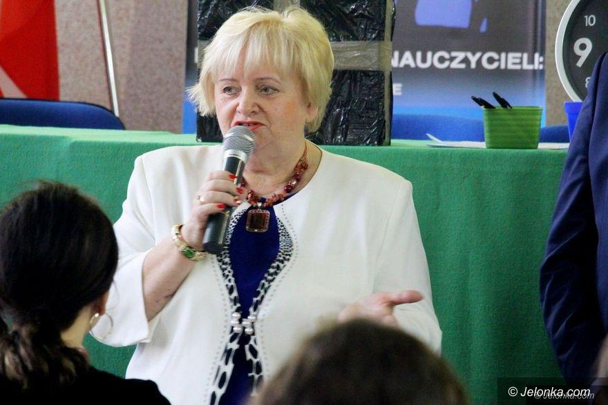 """Jelenia Góra: Zmiana na stanowisku dyrektora """"Handlówki"""""""