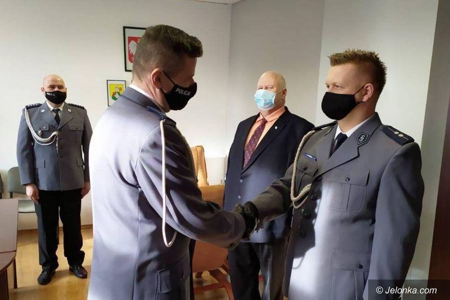 Gryfów Śląski: Nowy komendant policji