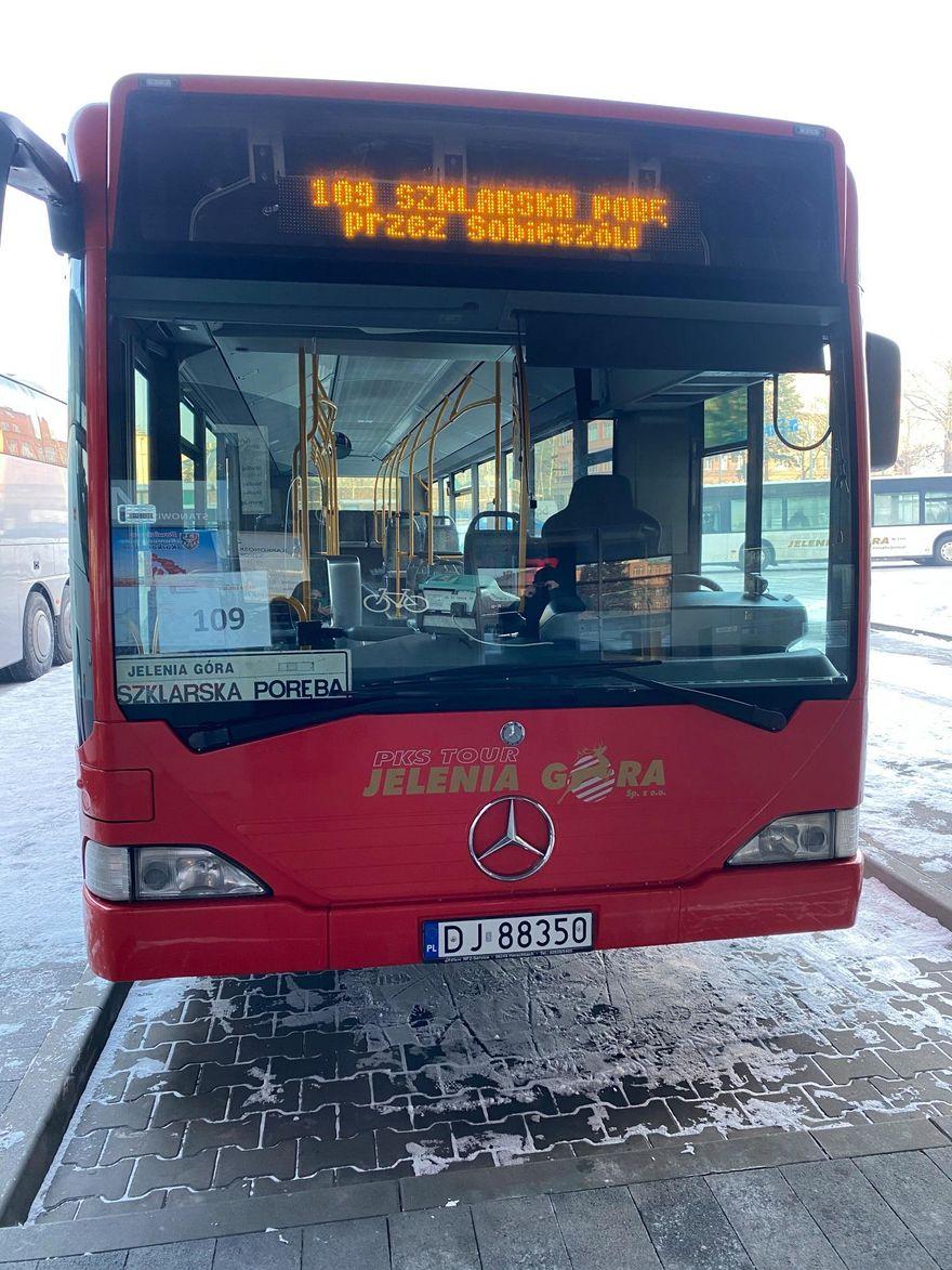 Piechowice: Korekta autobusowych cen biletów z Piechowic