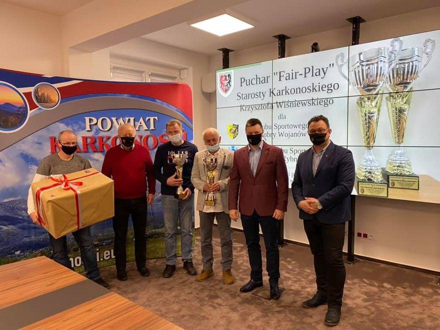 Powiat: Puchar za czystą grę