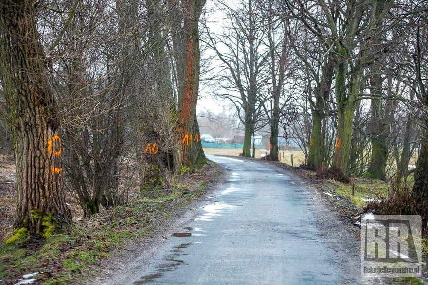 Czadrów, Krzeszów: Będzie remont drogi