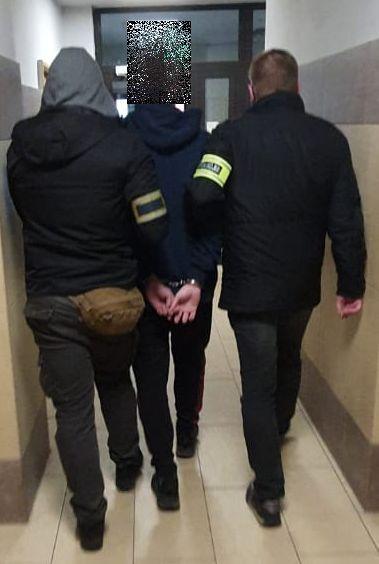 """Powiat: Za oszustwo """"na policjanta"""" odpowie przed sądem"""