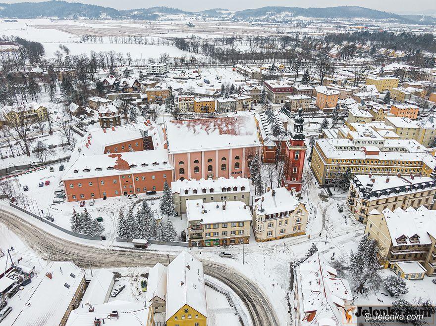 Jelenia Góra: Zimowy urok Cieplic