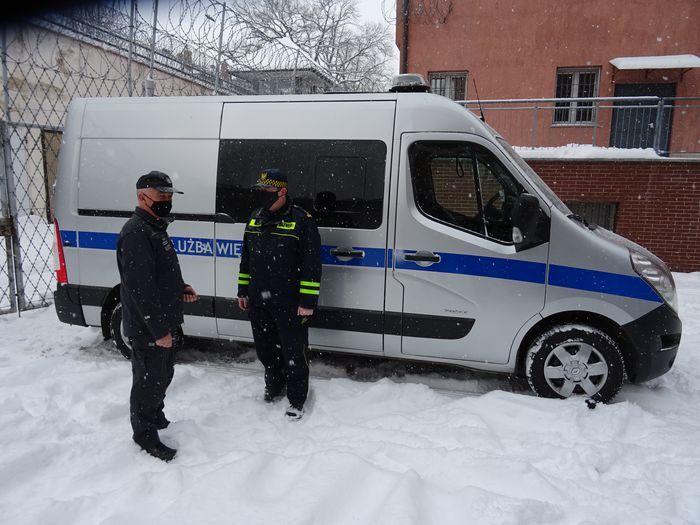 Jelenia Góra: Areszt przekazał auto straży miejskiej