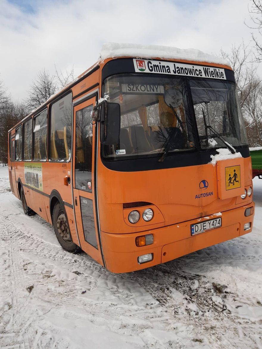 Janowice Wielkie: Gmina sprzeda autobus