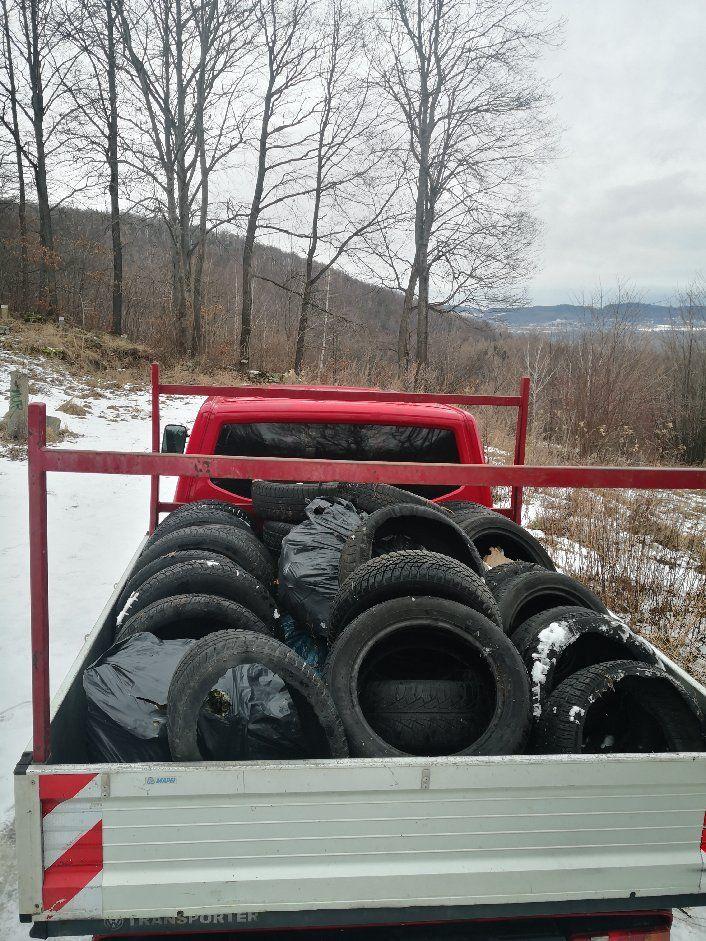 Podgórzyn: Trwa walka z dzikimi wysypiskami śmieci