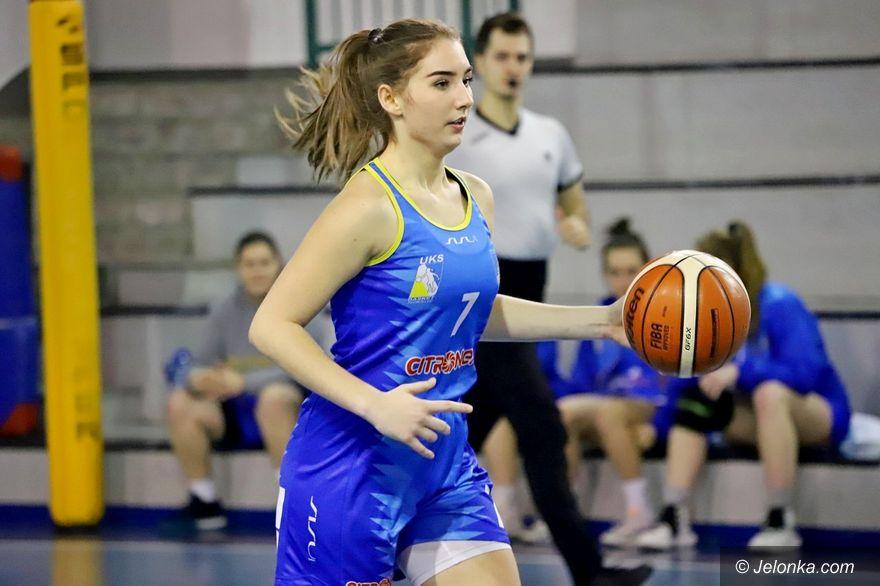 Jelenia Góra: Zgorzelecki Basket ponownie lepszy