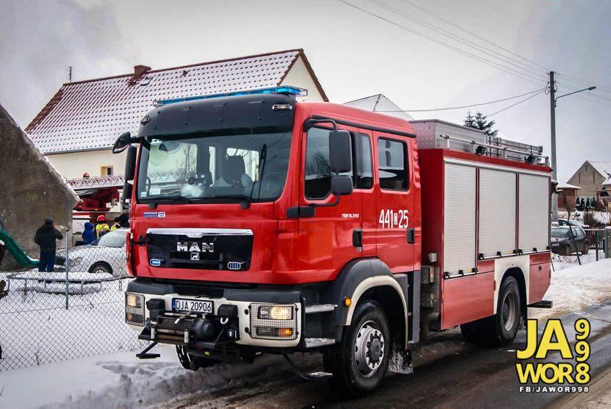Powiat jaworski: Liczne pożary sadzy