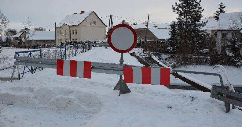 Zagrodno: Most dalej nieczynny