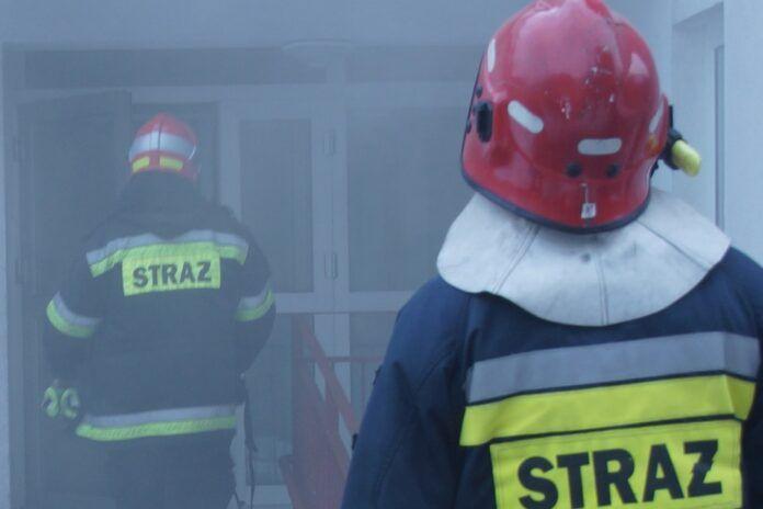 Powiat Lwówecki: Poranne pożary
