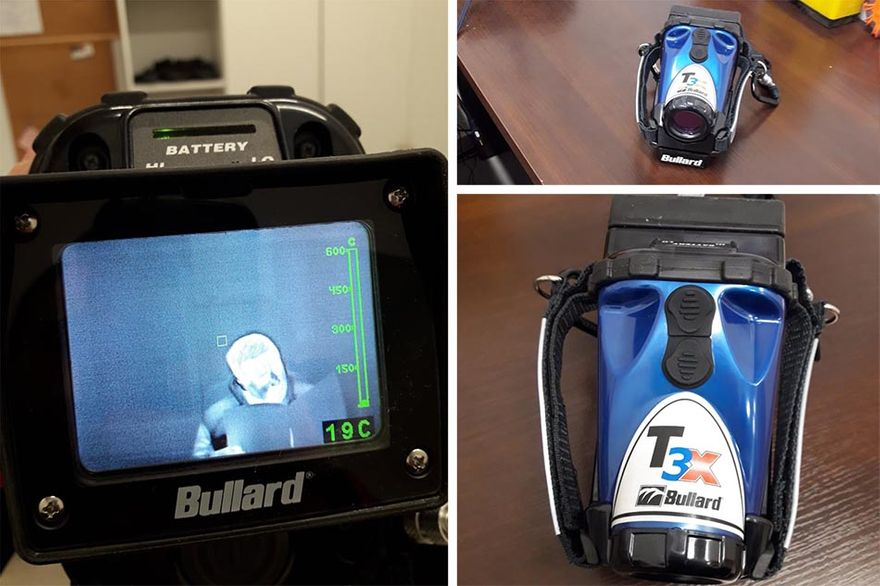 Lubomierz: Z kamerą termowizyjną