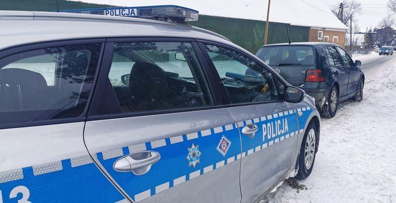 Jelenia Góra: Pijany za kierownicą