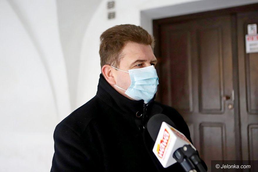 Jelenia Góra: Robert Obaz interweniuje ws. podwyżki cen za śmieci