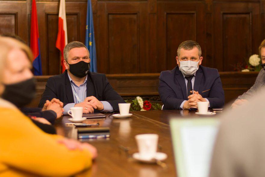 Kamienna Góra: Zarząd wybrany