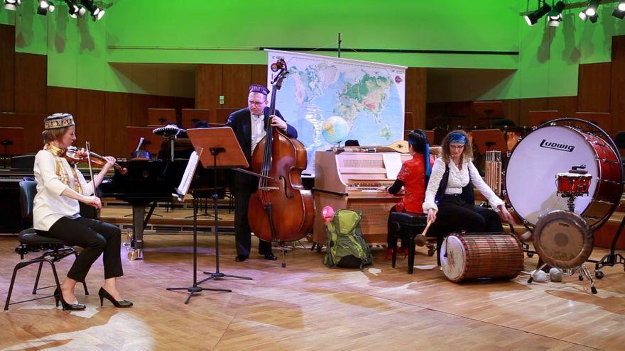Jelenia Góra: Muzyka dla dzieci on–line