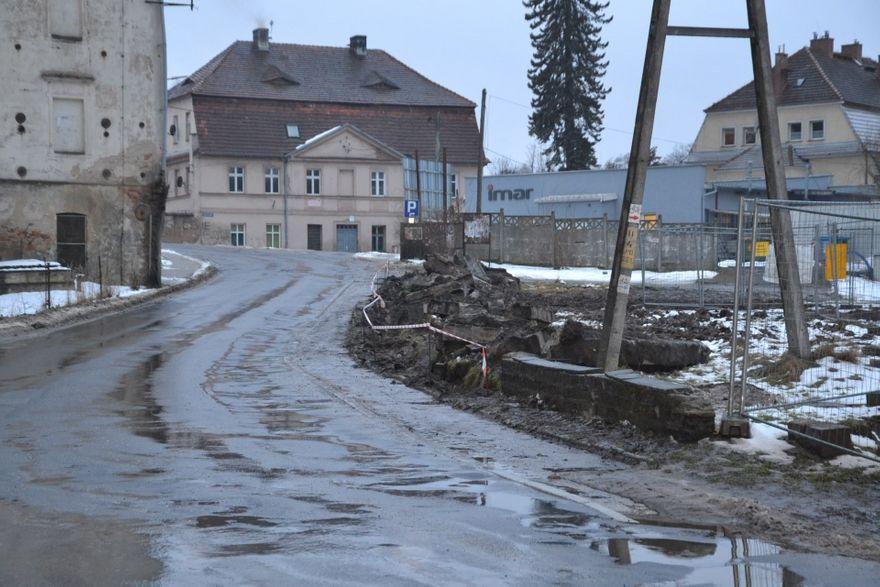 Złotoryja: Ruszyła budowa ścieżek