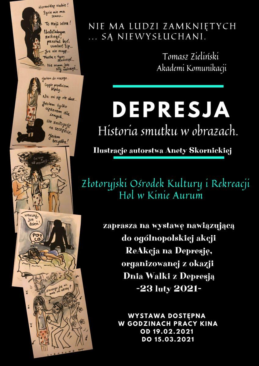 Złotoryja: ReAkcja w depresji