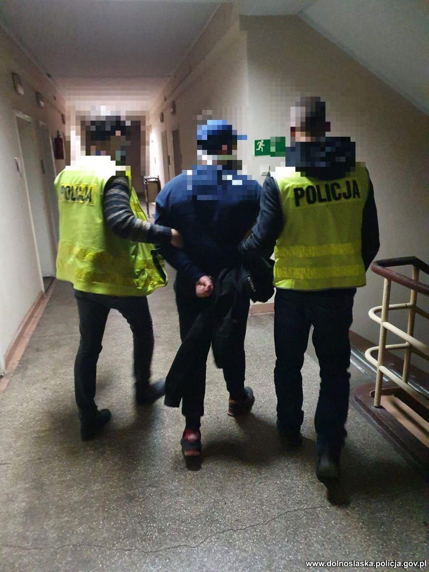 Bolesławiec: Kolejne uderzenie w przestępczość narkotykową