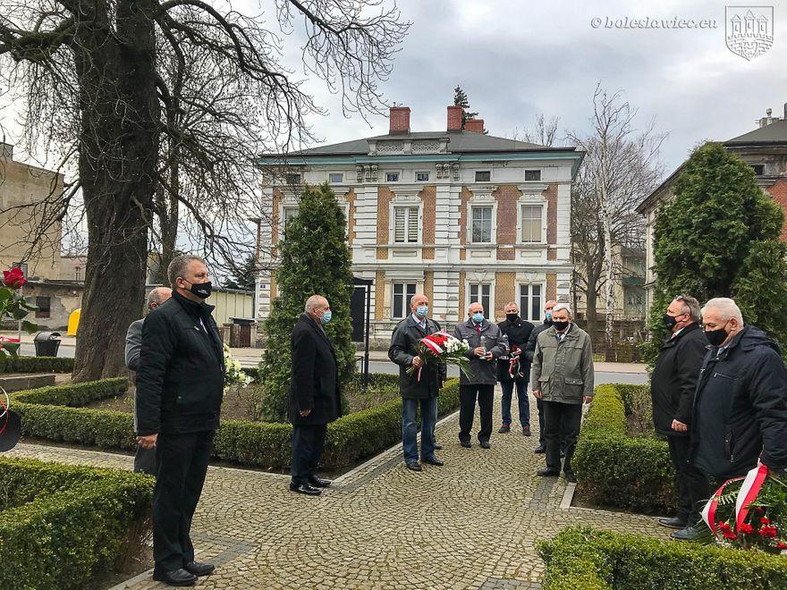 Bolesławiec: Pamięci katastrofy smoleńskiej