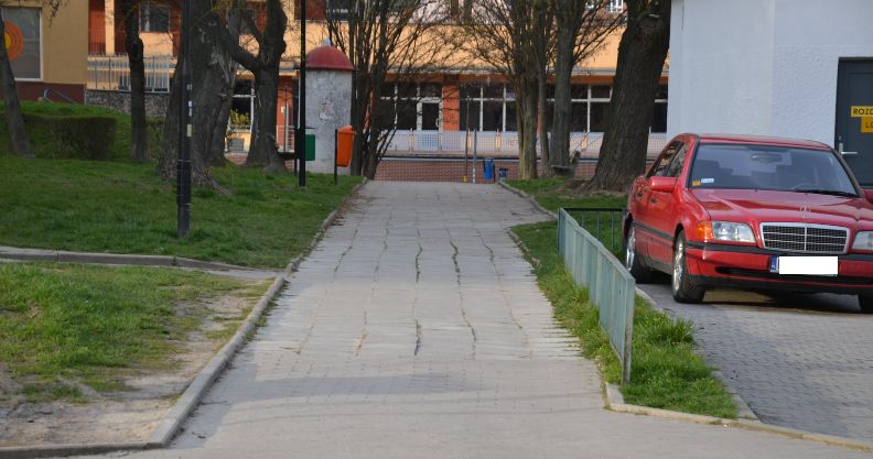 Złotoryja: Będzie remont chodnika