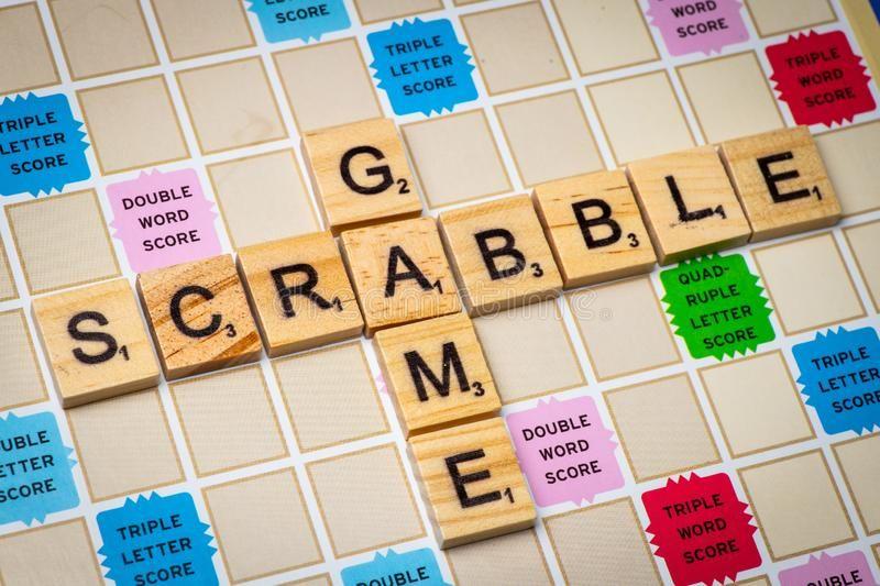 Kraj: Dzień Scrabble