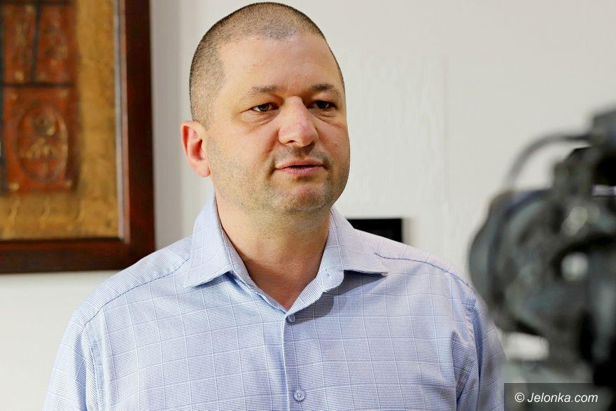 Jelenia Góra: Prezydent Łużniak wspiera akcję Bustowskiego