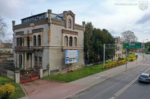 Bolesławiec: Na potrzeby muzeum