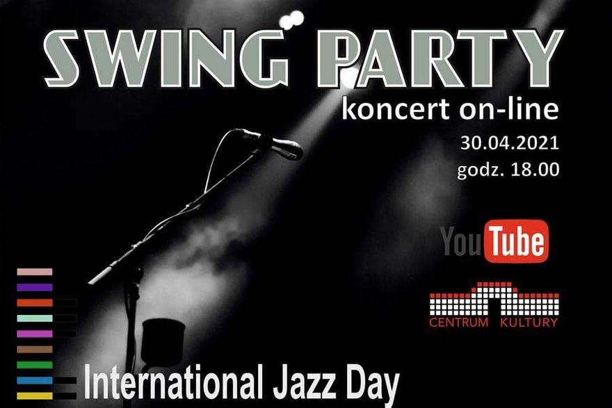 Kamienna Góra: Zaproszenie na swing party