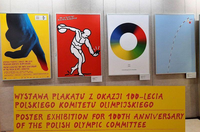 Karpacz: Wystawa plakatu w Muzeum Sportu i Turystyki