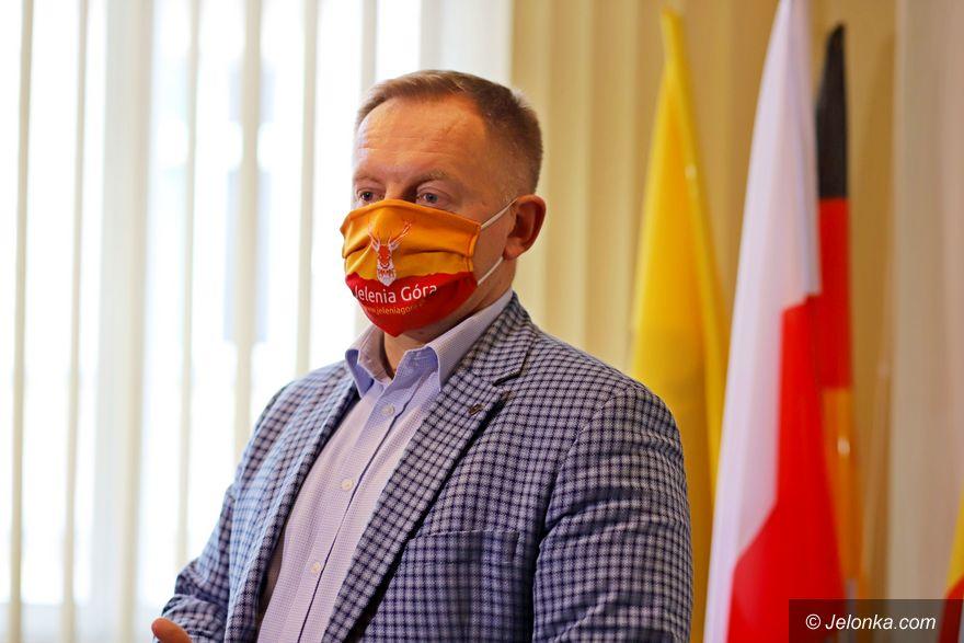 Jelenia Góra: Hubert Papaj o półmetku kadencji