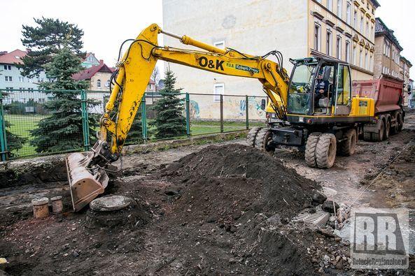 Kamienna Góra: Remontują ulicę