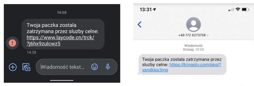 Region: Te SMS–y to oszustwo