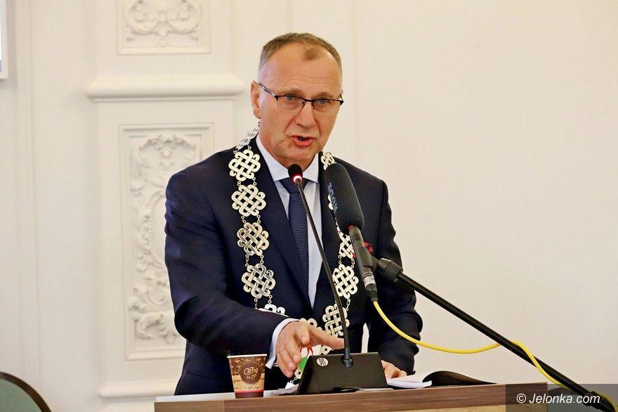 Jelenia Góra: Prezydent Łużniak w sprawie masztu 5G