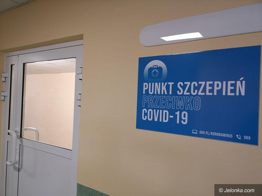 Jelenia Góra: Szpital gotowy na masowe szczepienia